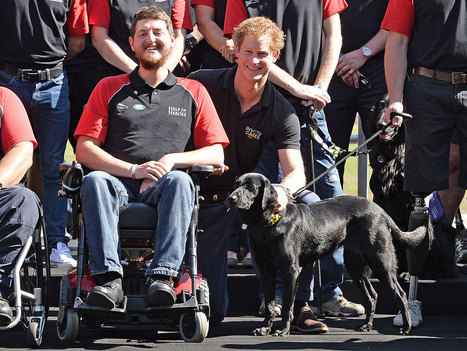 A Proud Prince Harry Praises Paralympic Athletes at Invictus Games - People Magazine | Disability | Scoop.it