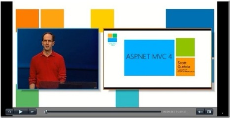 ASP.NET MVC 4 Beta - ScottGu's Blog | AspNet MVC | Scoop.it