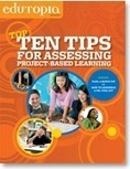 Classroom Guide: Top Ten Tips for Assessing Project-Based Learning (now available in Spanish!) | Teacher Librarian | Scoop.it