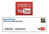 How to Add YouTube Subscribe Widget to Blogger - Blogs Daddy | Blogger Tricks, Blog Templates, Widgets | Scoop.it