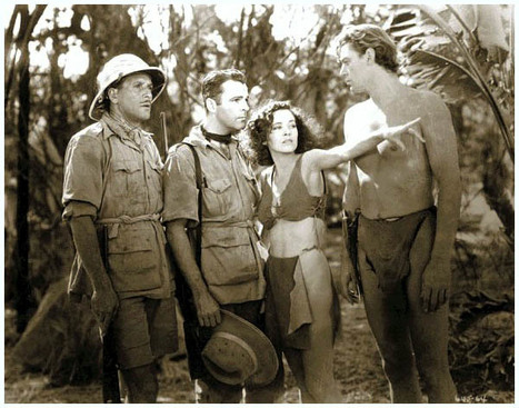 Filmographie - Serial - Tarzan (1932-1939) | UnPeuDeToutNet | Scoop.it