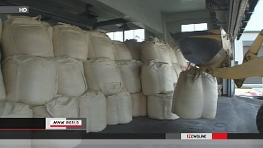 [eng] [video]  Les boues radioactives s'accumulent | NHK WORLD English | Japon : séisme, tsunami & conséquences | Scoop.it
