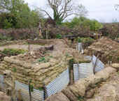 24 Hours in a Great War Trench recreated | Archaeology News | Scoop.it