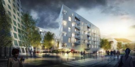 Paradis Express récompensé dans la catégorie «Meilleur projet du futur»   Belgian real estate and retail sectors   Scoop.it