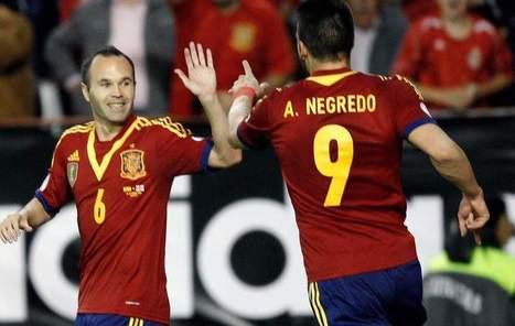 Te hemos contado en directo la victoria de España ante Georgia - 20minutos.es | Esto es FÚTBOL | Scoop.it