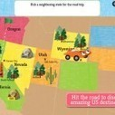 A Geography App Makes Travel Time a Learning Experience   Educational Apps and Beyond   Scoop.it