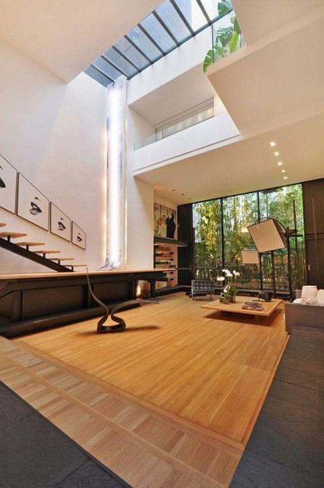 Amazing and Cozy House Built In The 60s   interior design schools   DESIGN   Scoop.it