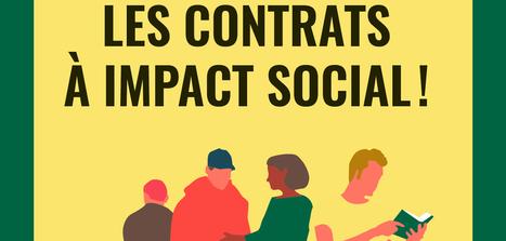 Contrats à Impact social : le dossier du Mouves | Utilité sociale, impact social and co ! | Scoop.it