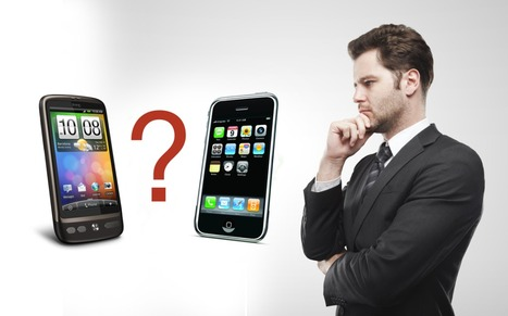 Confuse About Choosing The Perfect OS For Your Mobile App Development? What To Select iOS Or Android? | Mobile Application Development Company | Scoop.it