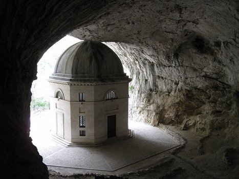 """The Business Insider, UK edition, dedicates an article to the """"Temple of Valadier"""" in Le Marche   Le Marche another Italy   Scoop.it"""
