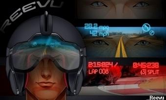 Casque à affichage digital : le futur des pilotes F1 ? - Toile de la F1 | innovations | Scoop.it