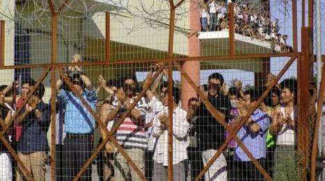 Αυτοψία σε 6 «κολαστήρια»: «Προβληματική η πρόσβαση στο άσυλο, τραγική η κατάσταση των κρατούμενων προσφύγων και μεταναστών»   antifa   Scoop.it