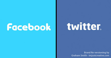 Companies Swapped Logos | Design & Architecture | Scoop.it