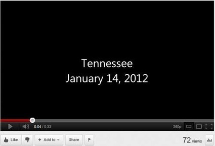 Tennessee Skies Visited By Fourth Cigar UFO | Strange days indeed... | Scoop.it