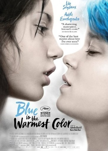 Mavi En Sıcak Renktir - Blue is the Warmest Color - Online Film İzle   Online Filmler   Scoop.it