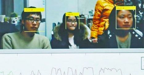 Professor uses Facial Recognition to spot bored Students | Innovation | Scoop.it