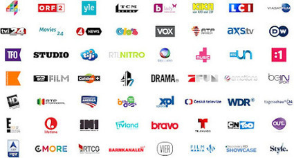 The Branding Source: TV logo round-up: January-June 2012   timms brand design   Scoop.it