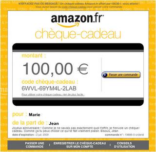 LYon-Actualités.fr: Sur Amazon.fr, le boom des chèques cadeaux par e-mail | LYFtv - Lyon | Scoop.it