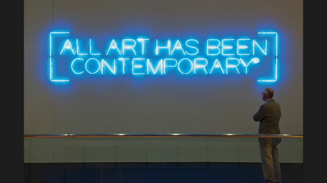 What Was Contemporary Art? A New Book Asks the Question | Topics and Articles on Creativity | Scoop.it