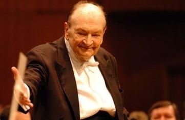 Mort du chef d'orchestre Milan Horvat | Muzibao | Scoop.it