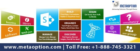 One-Stop Collaboration for your Business with SharePoint Consultants! | SharePoint 2013 | Scoop.it