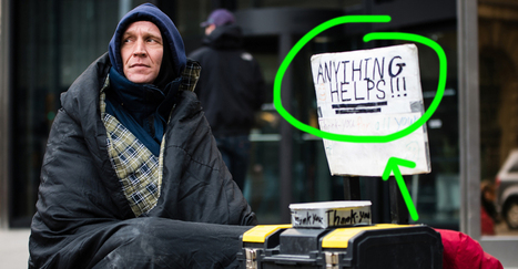These Clever Designers Are Working With The Homeless To Make Fonts That Make A Difference   Typography+Design   Scoop.it