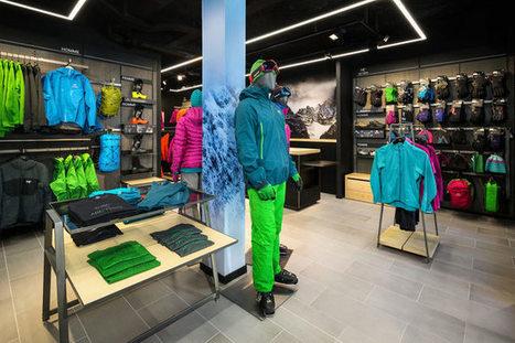 Nouvel entrant | Arc'teryx s'installe en France à Chamonix | Marché français des commerces | French Retail Market | Scoop.it