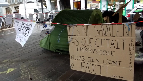 Toulouse - We can camp ! | #marchedesbanlieues -> #occupynnocents | Scoop.it