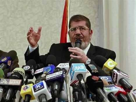 Une enquête est ouverte contre Morsi pour injure à la magistrature | Égypt-actus | Scoop.it