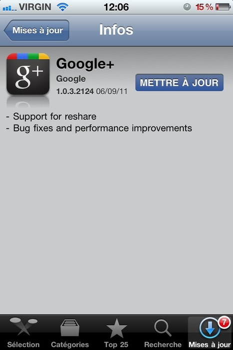 Blogger et Music arrivent sur iOS, Google+ se met à jour. | SocialWebBusiness | Scoop.it