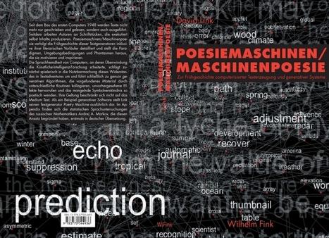 #Book - Poetry Machines / Machine Poetry  byDavid Link(2004)   Digital #MediaArt(s) Numérique(s)   Scoop.it