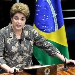 Reacciones tras la destitución de la presidenta Dilma Rousseff | Noticias | teleSUR | Global politics | Scoop.it