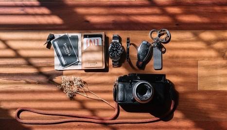 INSIDE YOUR BAG: Namhyuk Chae | Fujifilm X Series APS C sensor camera | Scoop.it