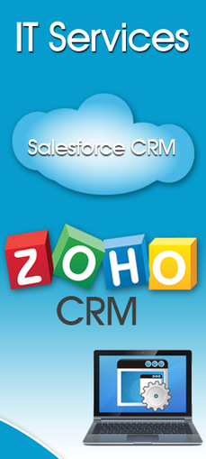 IT Services   Salesforce CRM   Zoho CRM   Custom Application Development   Information Security Company   Enterprise Services   Supply Chain Management   Scoop.it