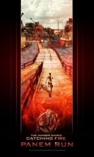 Lionsgate Launches Panem Run – The Official Catching Fire Mobile Game | Hunger games | Scoop.it