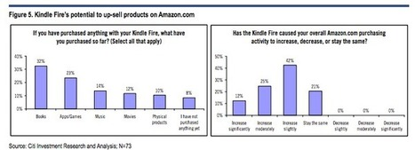Top Kindle Fire Activity: Reading E-Books, Says Citi | Pobre Gutenberg | Scoop.it