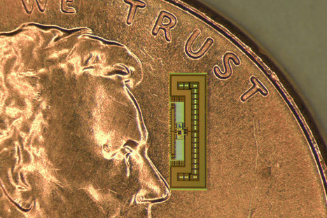 Tiny radios-on-a-chip are designed to serve as controllers or sensors for the 'Internet of Things.'   Smart Cities - Urban Science   Scoop.it