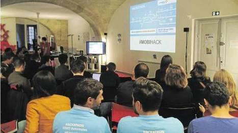 Un Lab Vinci Autoroutes, mode start-up   Open Innovation in France   Scoop.it