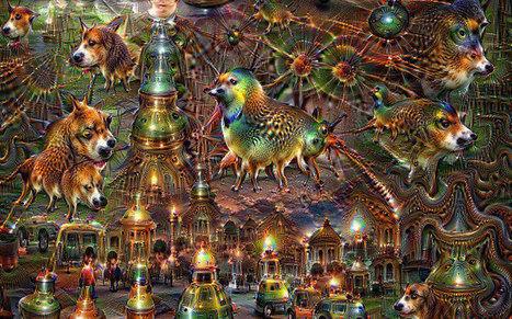Algorithmic Art : L'ère de l'automatisation de l'art, par Maxence Grugier - Digitalarti | Digital #MediaArt(s) Numérique(s) | Scoop.it