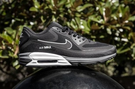 "The Nike Air Max Lunar90 ""Dark Charcoal"" Is Perfect For Any Time of The Year 