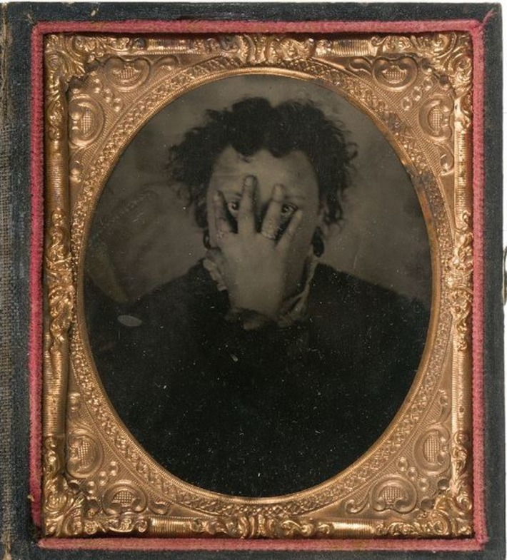 Funny Old Tintype | Antiques & Vintage Collectibles | Scoop.it