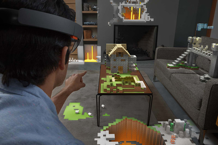 Microsoft Headset Rewrites Reality with Holograms | MIT Technology Review | tecnext | Scoop.it