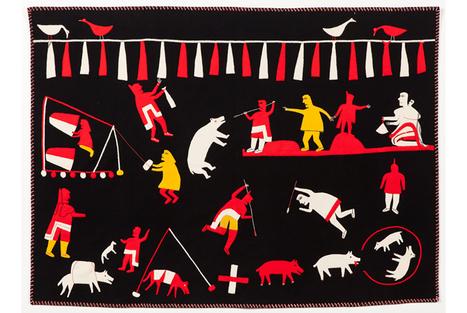 Walker's Inuit and First Nations Art Auction breaks records | Art Daily | Kiosque du monde : Amériques | Scoop.it