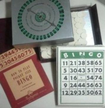 Bingo, Anyone? | You Call It Obsession & Obscure; I Call It Research & Important | Scoop.it