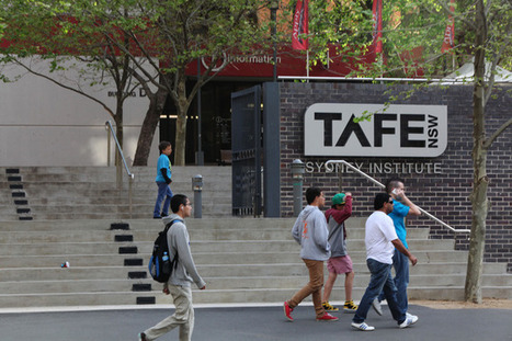 Granting TAFE a monopoly isn't good for it in the long term | TAFE in Victoria | Scoop.it