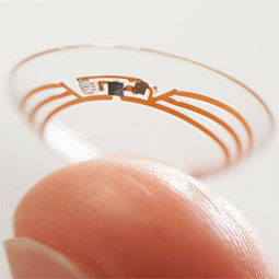Google Glass without glasses: here comes the Google contact lens with camera - SiliconANGLE | Digital-News on Scoop.it today | Scoop.it