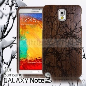 Dendritic Pattern Sapele Wooden Case for Samsung Galaxy Note 3 - Witrigs.com   Gadgets & Professional Repair Tools for smartphones   Scoop.it