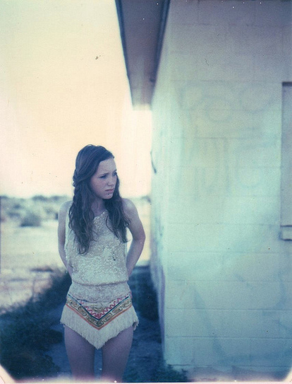 Polaroids of Maggie Lochtenberg | Art, photography, design, tech, culture & fashion | Scoop.it