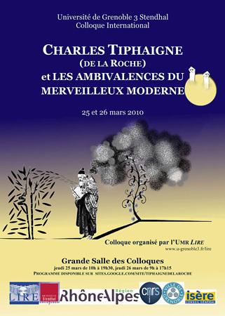 Site Tiphaigne de La Roche, par Marianne Dubacq   Charles Tiphaigne   Scoop.it