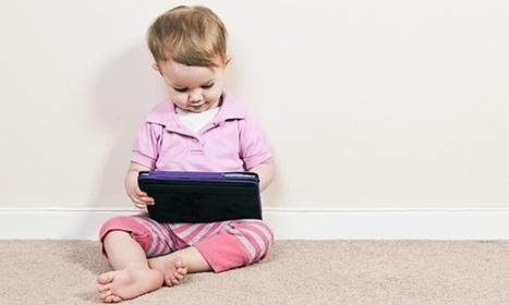 No, research does not say that 'iPads and smartphones may damage toddlers' brains' | Pete Etchells | Must Read articles: Apps and eBooks for kids | Scoop.it